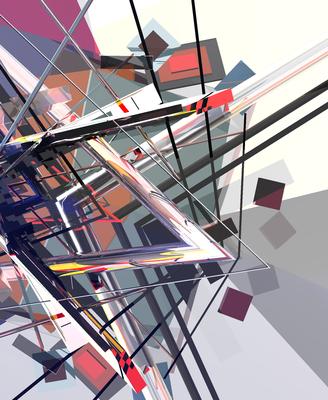 Composiçao Abstrata 172