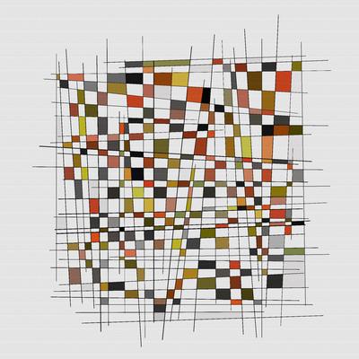 Composiçao Abstrata 447