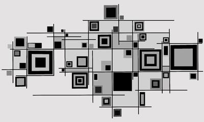 Composiçao Abstrata 498