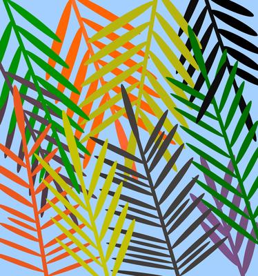 Folhagem Tropical 3