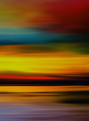 Cores do pôr do sol 3