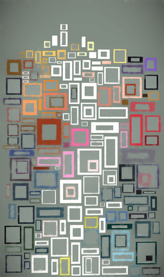 Composiçao Abstrata 501