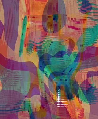 Composiçao Abstrata 552