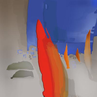 Composiçao Abstrata 119