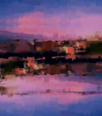 Composiçao Abstrata 72