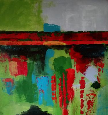 Composiçao Abstrata 155