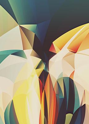 Composiçao Abstrata 201