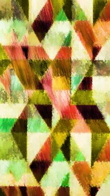 Composiçao Abstrata 306