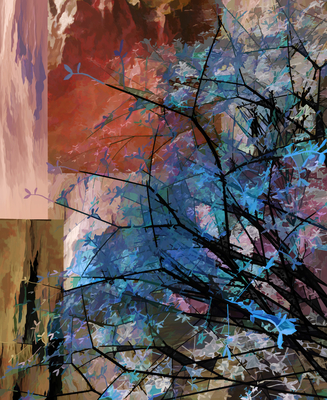 Árvore Azul