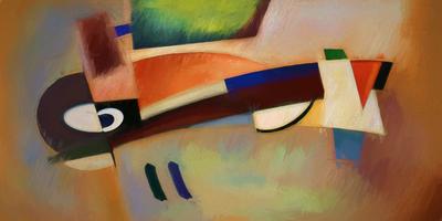 Composiçao Abstrata 31