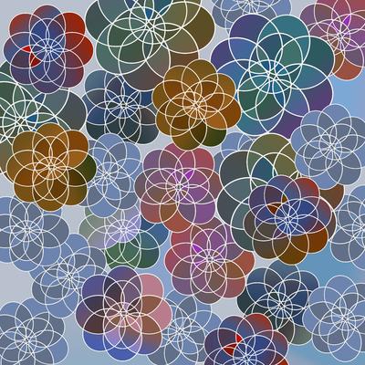 Floral Geométrico 2