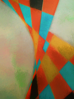 Composiçao Abstrata 396