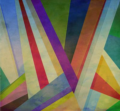 Composiçao Abstrata 415