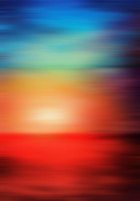 Paisagem Abstrata 9