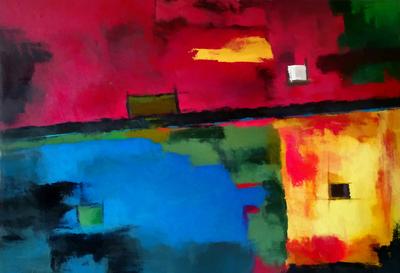Composiçao Abstrata 88