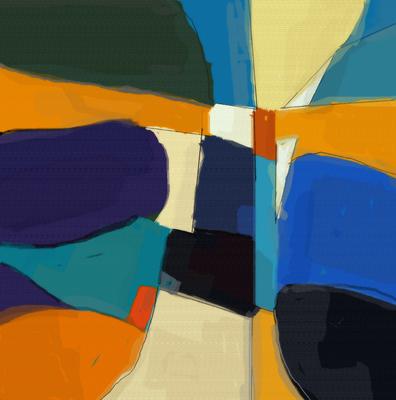 Composiçao Abstrata 131