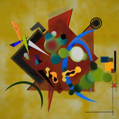 Composiçao Abstrata 191