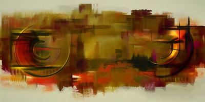 Composiçao Abstrata 29
