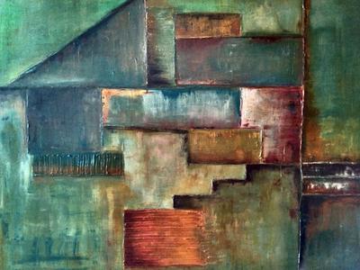 Composiçao Abstrata 141