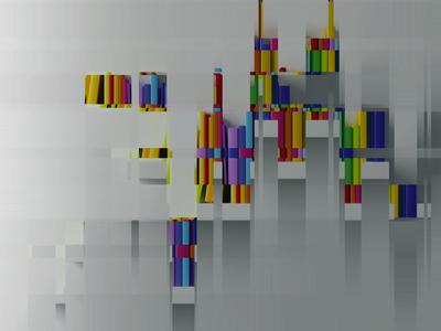 Composiçao Abstrata 190