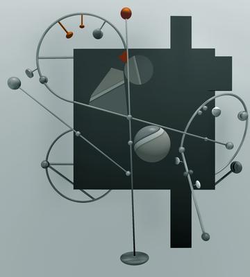 Composiçao Abstrata 13