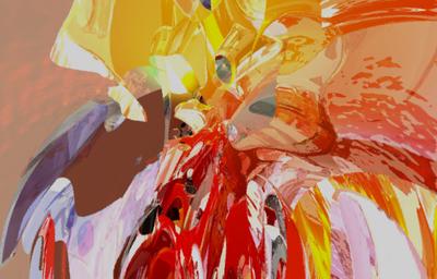 Composiçao Abstrata 153