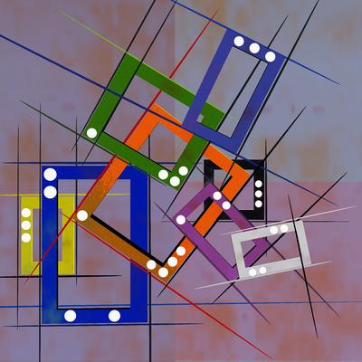 Composiçao Abstrata 204