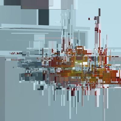 Composiçao Abstrata 232