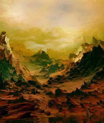 Picos e Montanhas 2