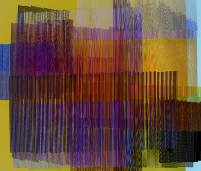 Composiçao Abstrata 583