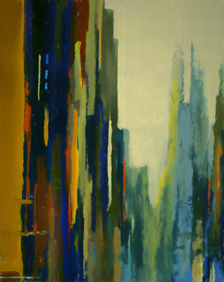 Paisagem Abstrata 16