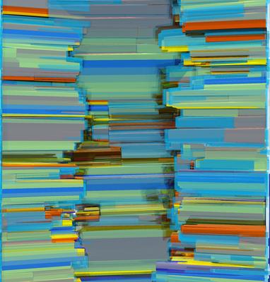 Composiçao Abstrata 525