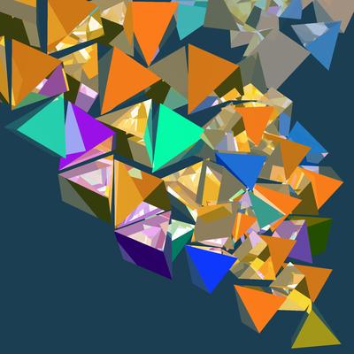 Composiçao Abstrata 321