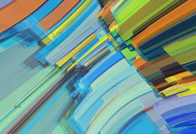 Composiçao Abstrata 594
