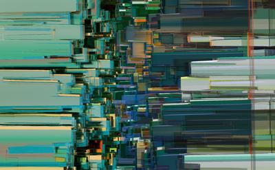 Composiçao Abstrata 595