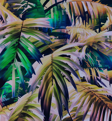 Folhagem Tropical 4