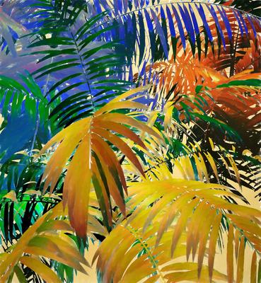 Folhagem Tropical 8