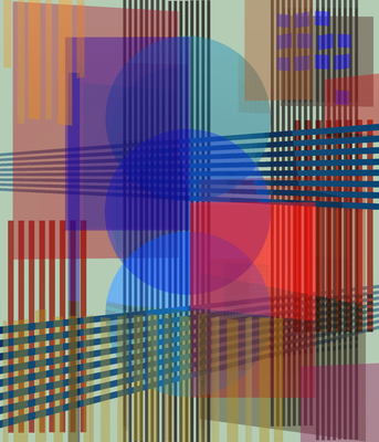 Composiçao Abstrata 600