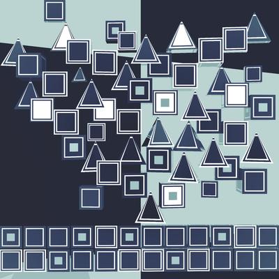 Composiçao Abstrata 302