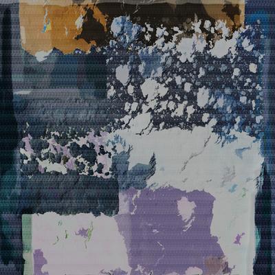 Composiçao Abstrata 345