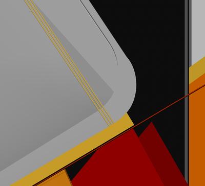 Composiçao Abstrata 397