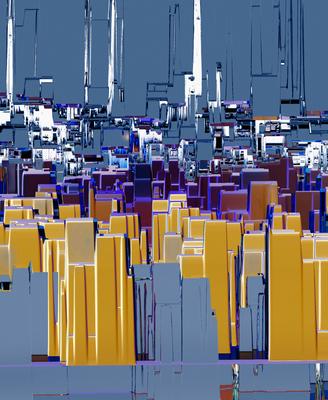 Composiçao Abstrata 495