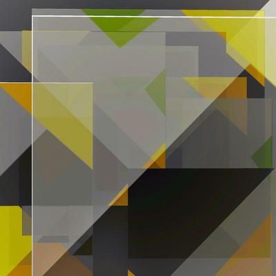 Composiçao Abstrata 412