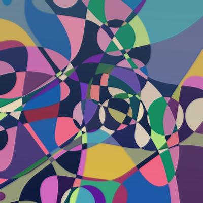 Composiçao Abstrata 499