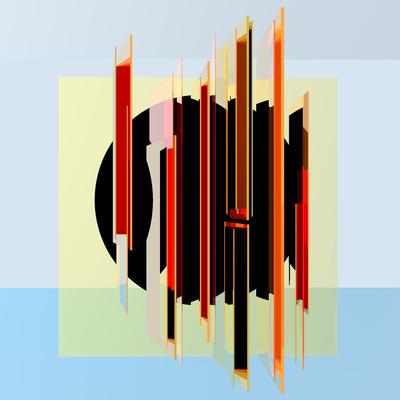 Composiçao Abstrata 606