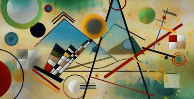 Homenagem a Kandinsky