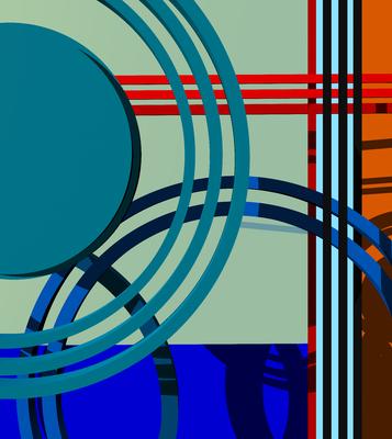 Composiçao Abstrata 614