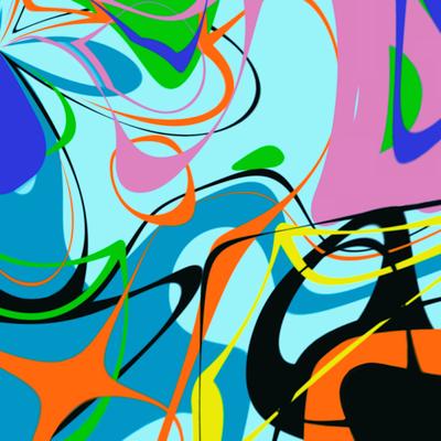Composiçao Abstrata 565