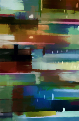 Composiçao Abstrata 274