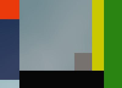 Composição Abstrata 617